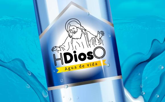 HDiosO – Agua de vida